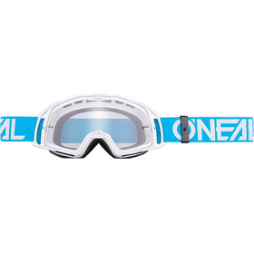 ONeal B-20 - Masque - blanc/turquoise